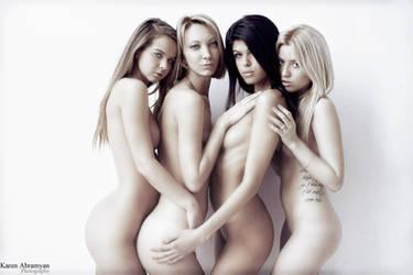 Girls by karen-abramyan