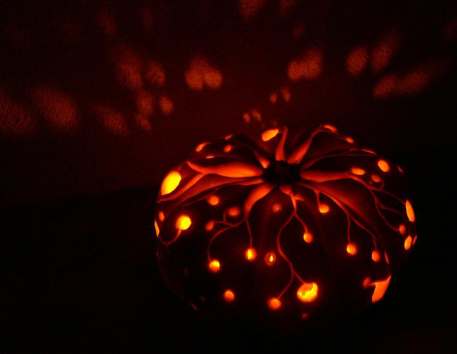Halloween 2011 by hummingbbird
