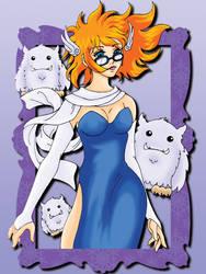 Noraboo Queen of the Yeti