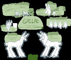 GAILAE: NEW CLOSED SPECIES! by CannibalisticBri