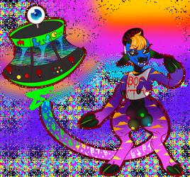 Sunset Rider Astrovin: Open!
