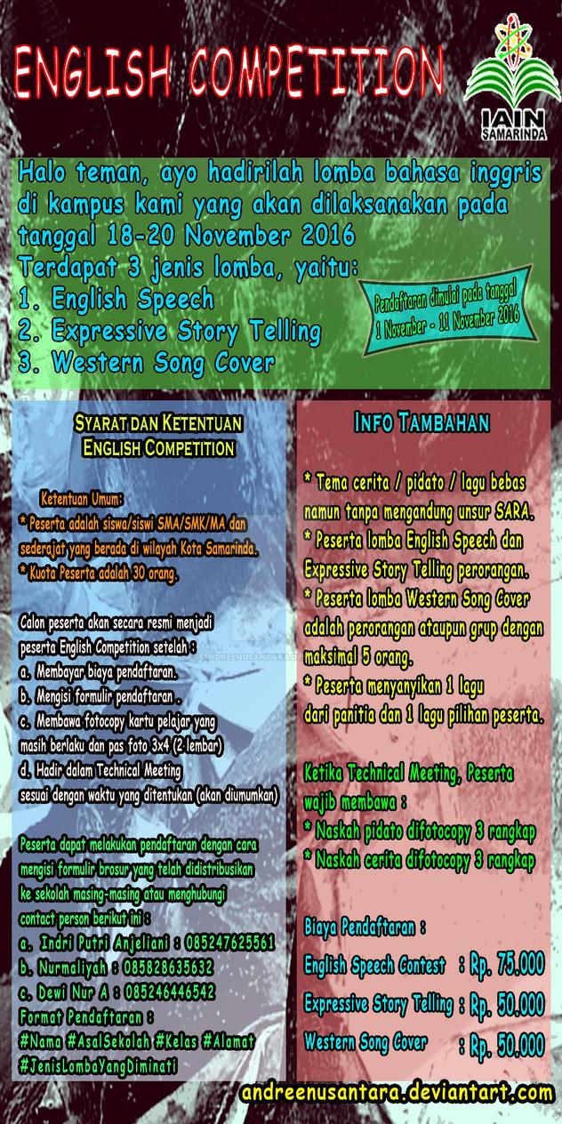 pamphlet *coming soon by andreenusantara
