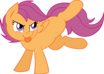 Scootaloo - The Karate Filly