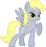 Derpy Fabulous (With 20% more Derp) by SLB94