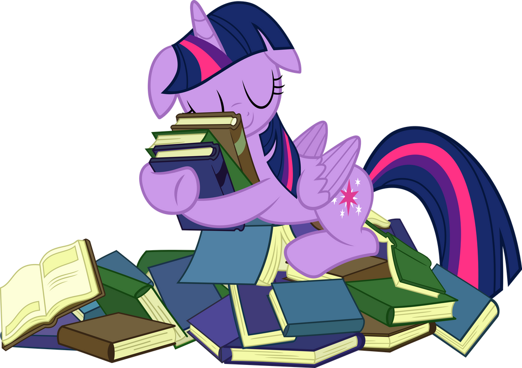 Twi Loves Her Books by SLB94