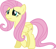 Overjoyed Fluttershy by SLB94