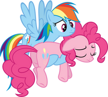 Stay With Me Pinkie by SLB94