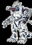 kiryu (conceptart) transparent v7