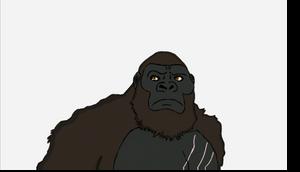 Legendary Kong 2021 (animated)