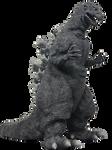 Godzilla 1954 (Transparent)