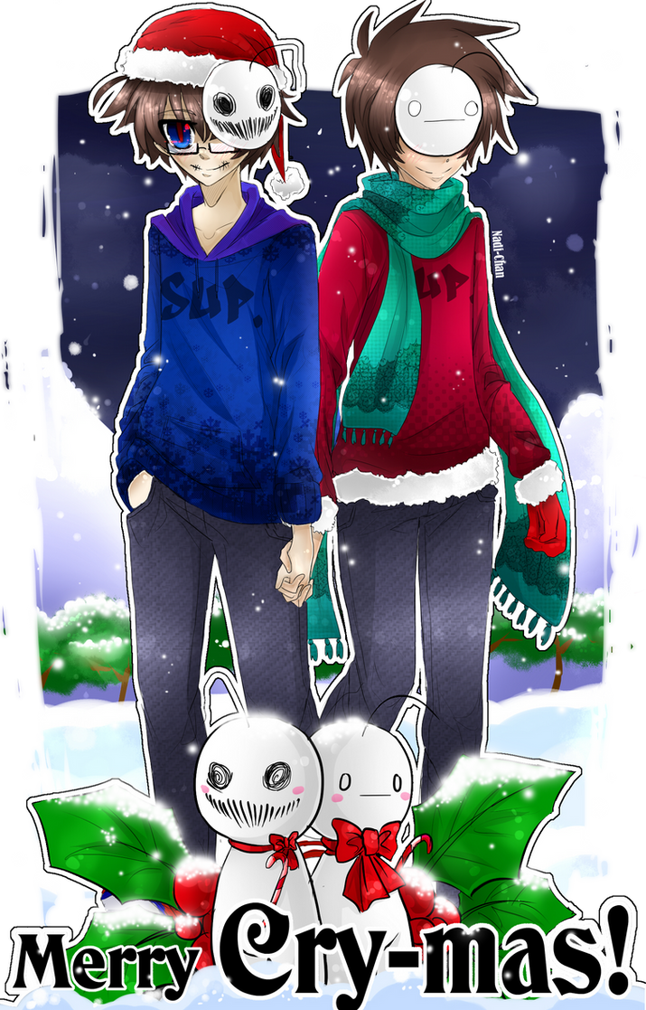 Merry Cry-mas! by Nadi-Chan