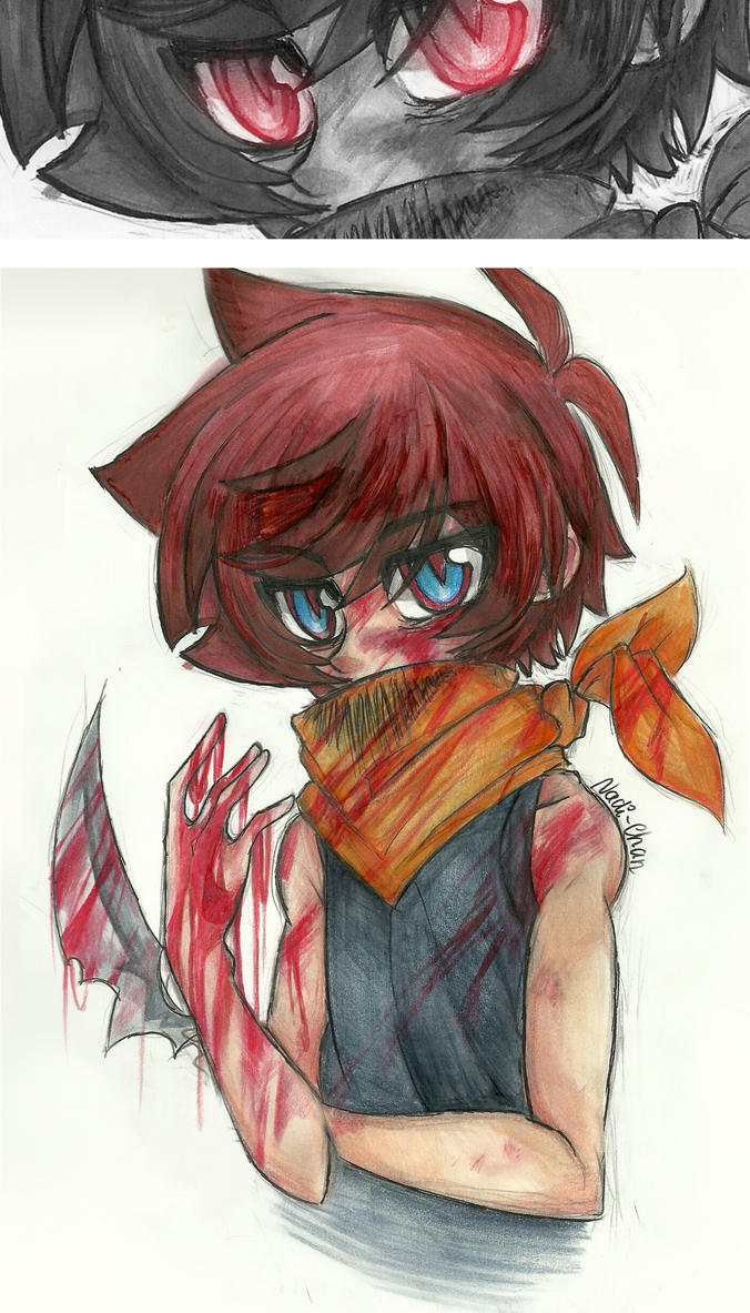 Mad!Cry - Bloody lies by Nadi-Chan