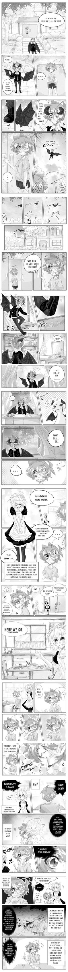 Crycest: Everlasting - Chapter 1 Page 30-39 by Nadi-Chan