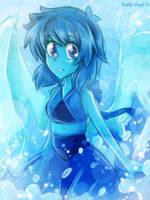 [Doodle] [Steven Universe] Lapis Lazuli