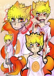 Young Kyuubi!Naruto by Nadi-Chan