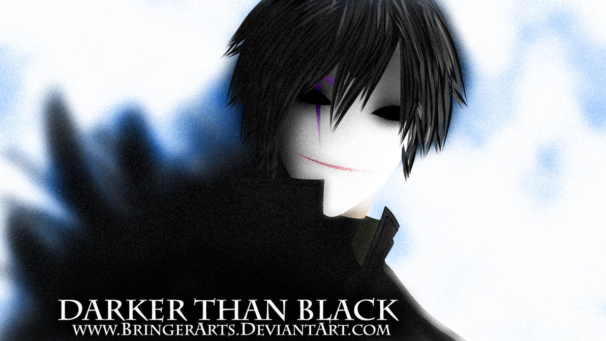 Darker Than Black Wallpaper Hd Wallpaper Pictures
