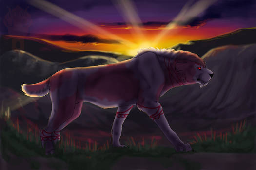 Sunset Hunt [Raffle Prize]