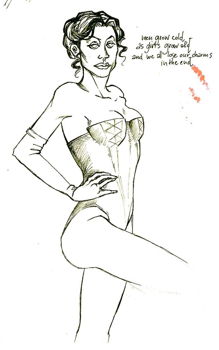 welcome to Burlesque by VivianeDanglars