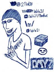 Wolv21 doodle