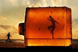 Sun Dance by ahermin