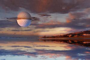 Full Moon by ahermin
