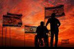 Israel 60 by ahermin