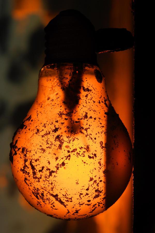Tesla's Low-energy Light-bulb by ahermin on DeviantArt