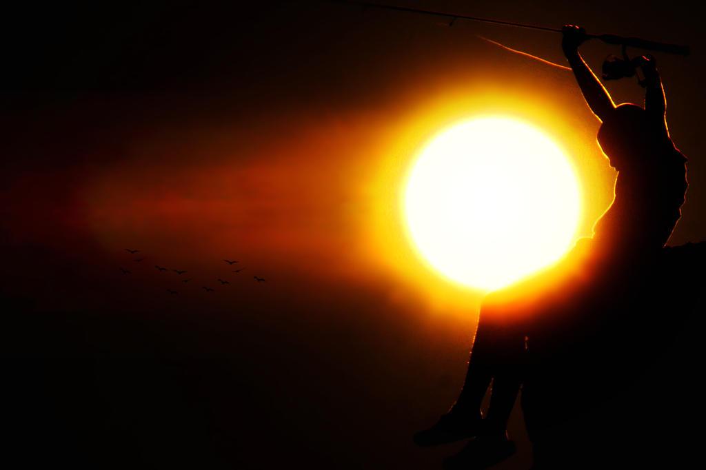 Light Before Sun
