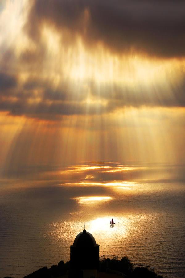 Follow The Light by ahermin