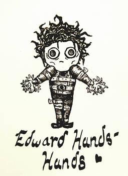 Edward Hands-Hands