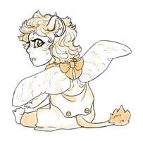 A lil baby Ira