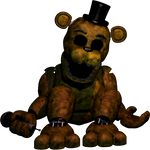 ..:Un Withered Golden Freddy:..
