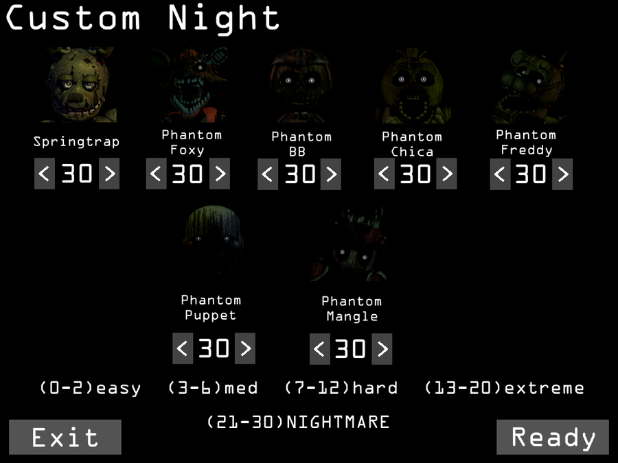 Game] Five Nights at Freddy's