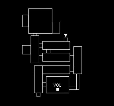 ..:Fazbear Reborn Map Layout:.. by lllRafaelyay