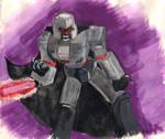 Dark Side of the Decepticon