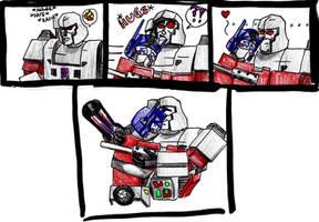 MOP hugs by StarWarsGURU