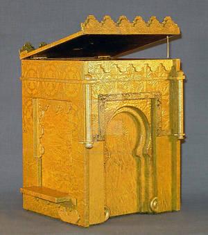 Moroccan Temple Box