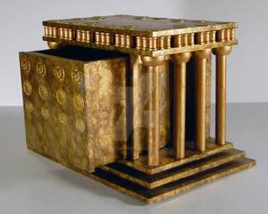 Danae's Golden Temple