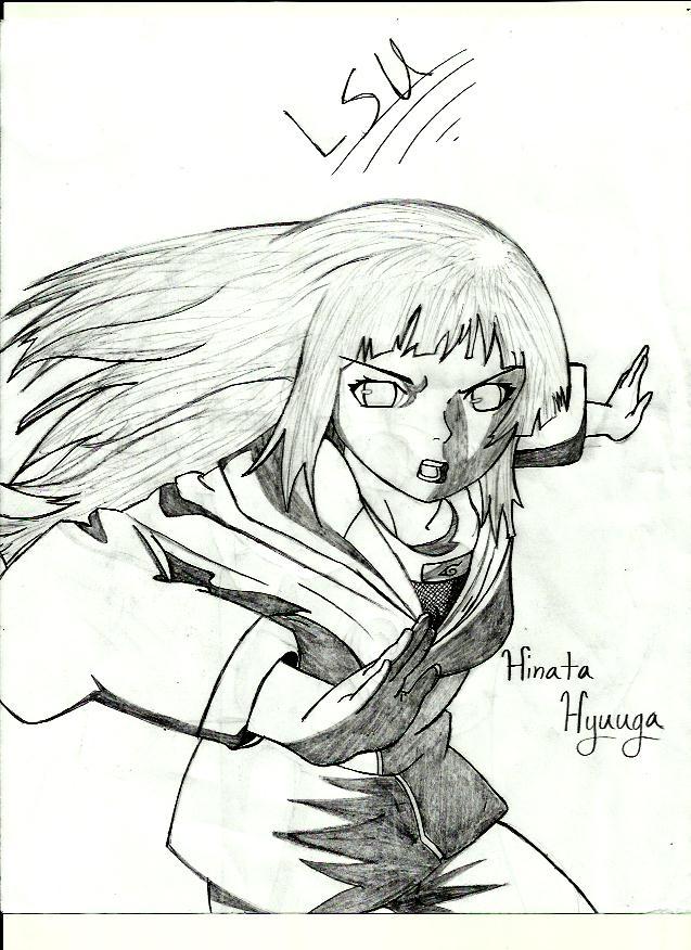 Hinata Hyuuga by loverofsasukeuchiha