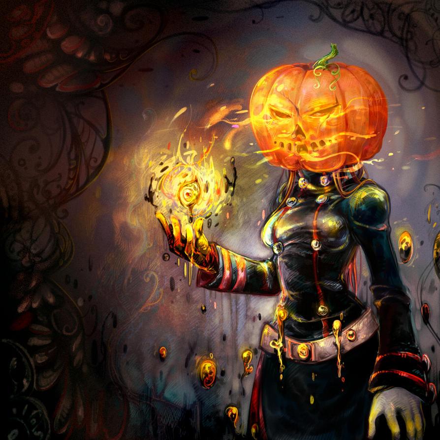 pumpkin by Ripulka