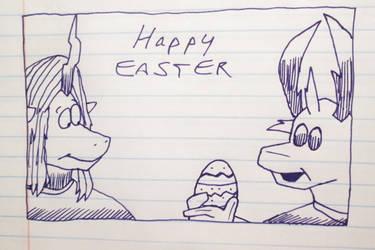 The Easter Buggo
