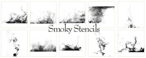 ArtRage Smoky Stencils by Misterpaint