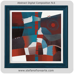 Abstract Digital Composition N.6