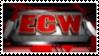 ECW Brand Stamp by laprasking