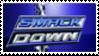 Smackdown Stamp by laprasking