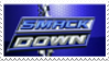 Smackdown Stamp by laprasking