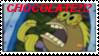 Chocolate Guy 3 Stamp by laprasking