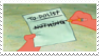 To Do List Stamp by laprasking