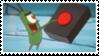Plankton Stamp by laprasking