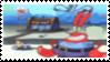 Mr Krabs Stamp by laprasking